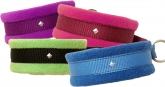 Fleececollar in many Colours